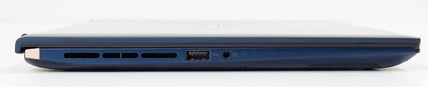 ZenBook 15 UX534FT 左側面