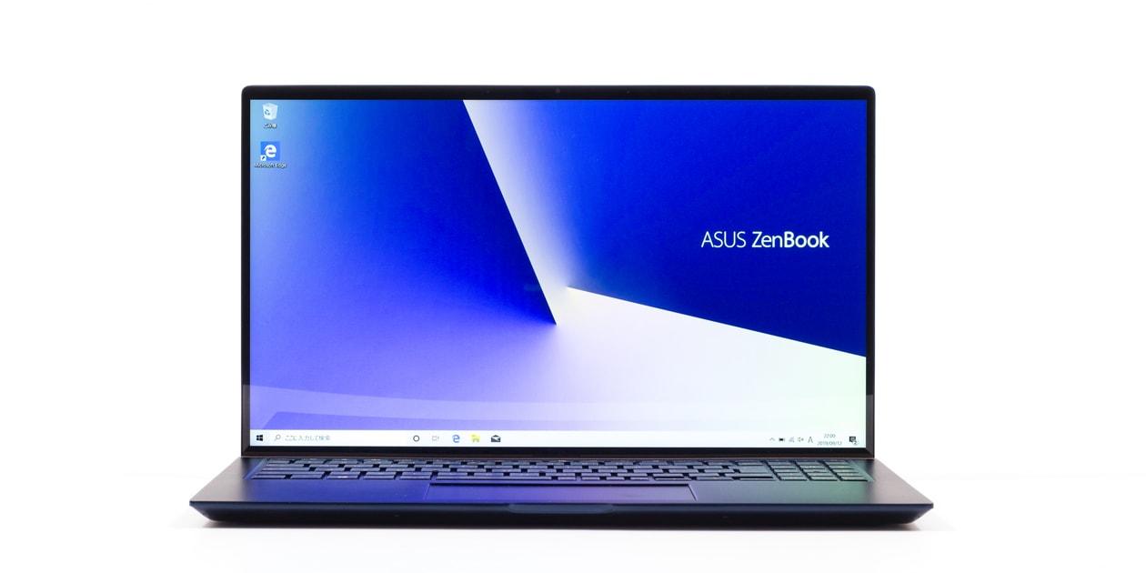 ASUS ZenBook 15 UX534FT レビュー