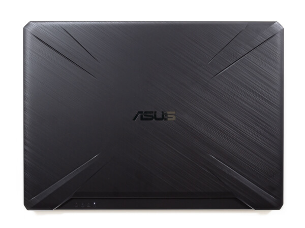 ASUS TUF Gaming FX505DT 大きさ