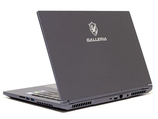 GALLERIA GCR2070RGF-QC-G 外観