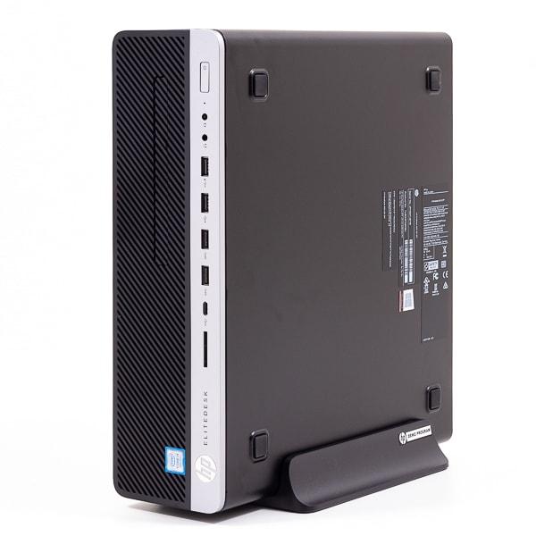 HP EliteDesk 800 G5 SF 縦置き