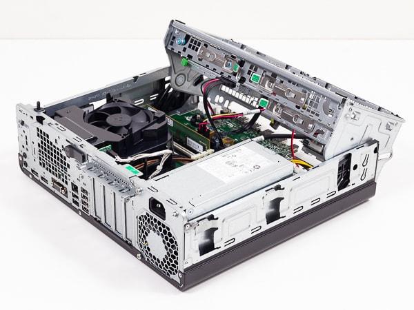 HP EliteDesk 800 G5 SF 内部フレーム