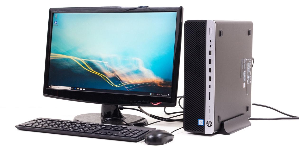 HP EliteDesk 800 G5 SF レビュー
