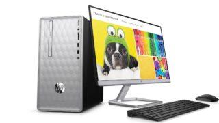【12/1まで】Core i7+16GBメモリー搭載デスクが税込8万円台! 日本HP週末セール開催中
