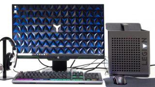 レノボ Legion C730 レビュー:小さいのにCore i9 + RTX2080搭載! コンパクトデザインのキューブ型ゲーミングPC