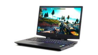 OMEN by HP 17-cb0000 (OMEN 17 2019年モデル) レビュー:Core i9+RTX2080で最安クラスの超ハイエンドゲーミングノートPC