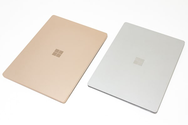 Surface Laptop 3 重さ