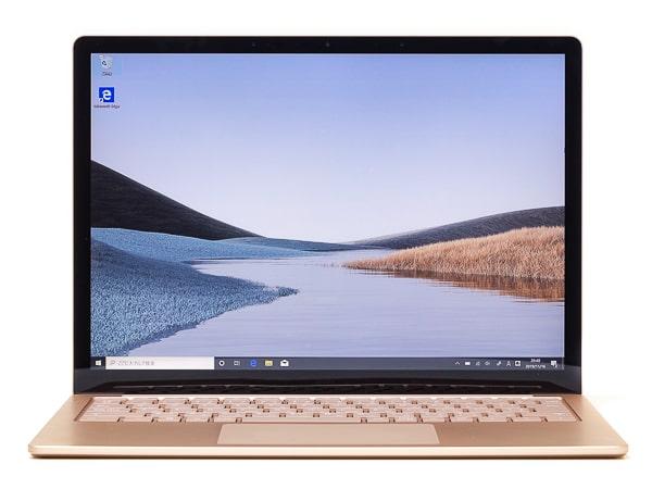 Surface Laptop 3 デスクトップ
