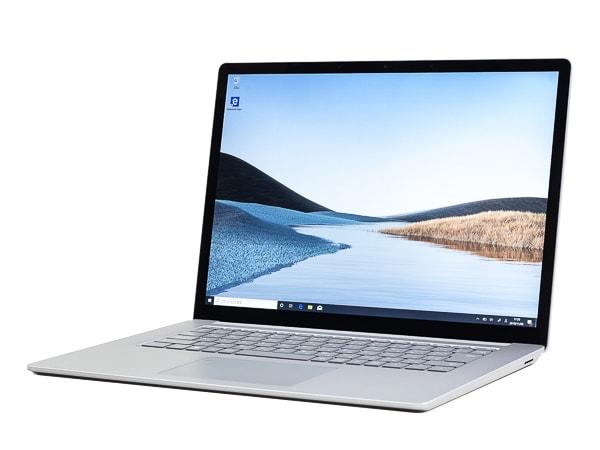 Surface Laptop 3 15インチモデル 外観