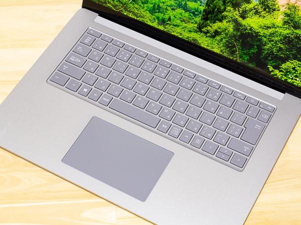 Surface Laptop 3 15インチモデル パームレスト