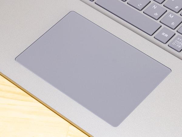 Surface Laptop 3 15インチモデル タッチパッド