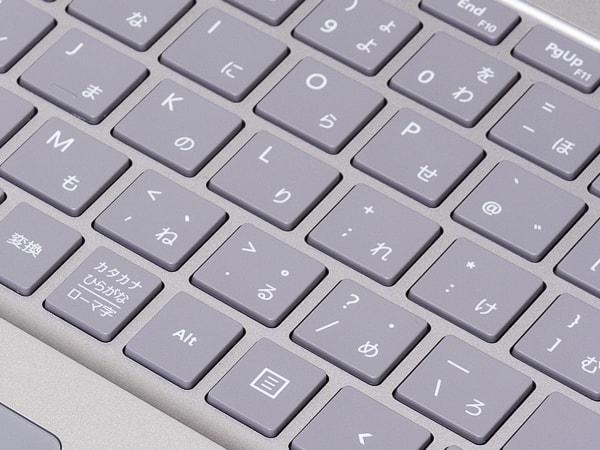 Surface Laptop 3 15インチモデル タイプ感