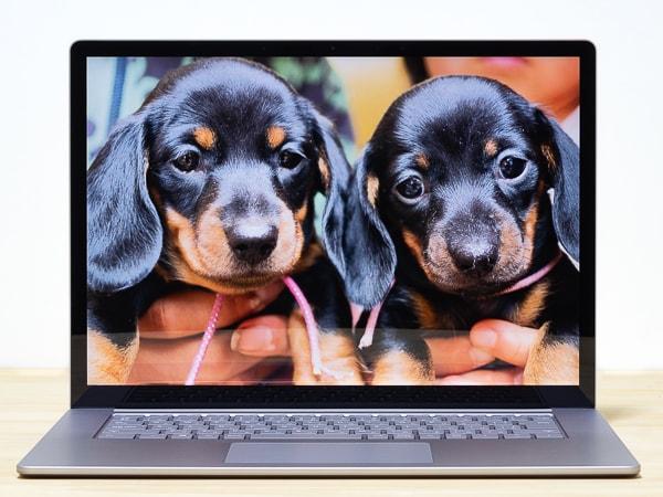 Surface Laptop 3 15インチモデル