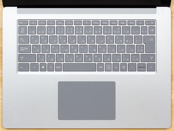 Surface Laptop 3 15インチモデル キーボード