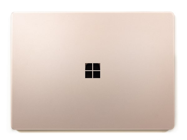 Surface Laptop 3 サイズ