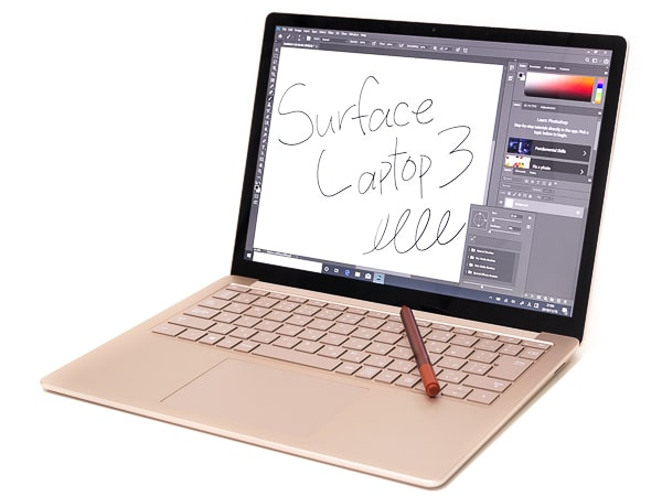 Surface Laptop 3 感想
