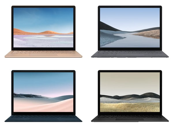 Surface Laptop 3 本体カラー