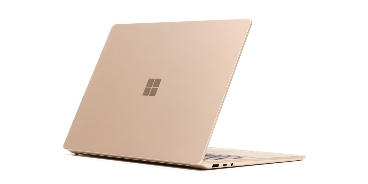 Surface Laptop 3 レビュー