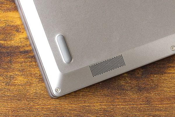 ThinkBook 13s スピーカー