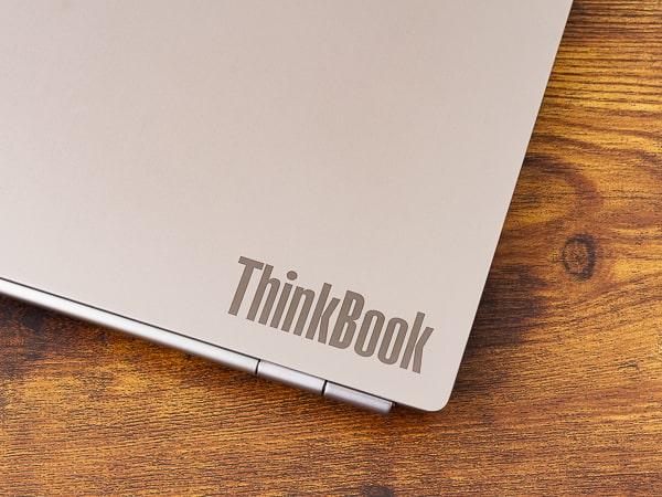 ThinkBook 13s ロゴ