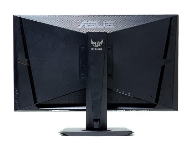 ASUS TUF Gaming VG27AQ 背面