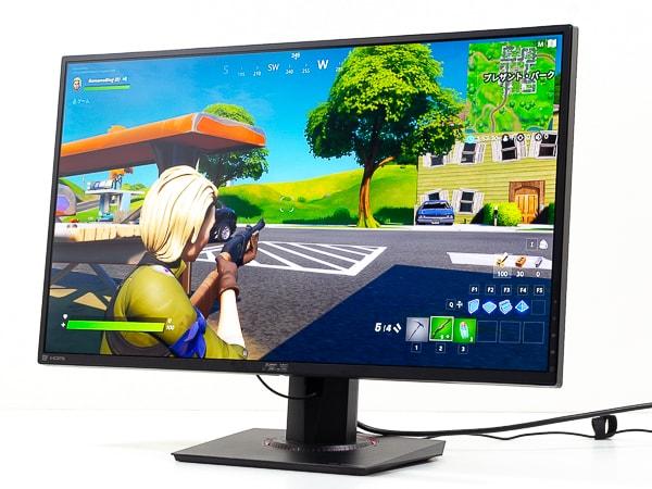 TUF Gaming VG27AQ 画面サイズ
