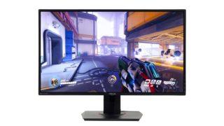 ASUS TUF Gaming VG27AQ レビュー:27インチ165Hzの高品質ゲーミングディスプレイ