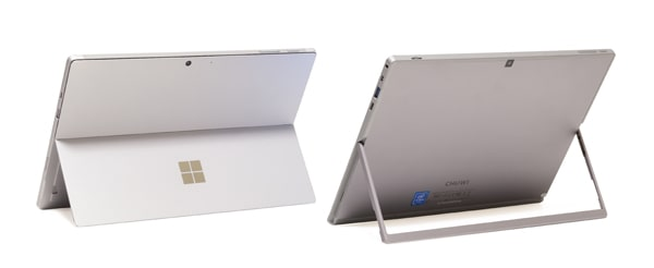 CHUWI UBook Pro Surface Pro 比較