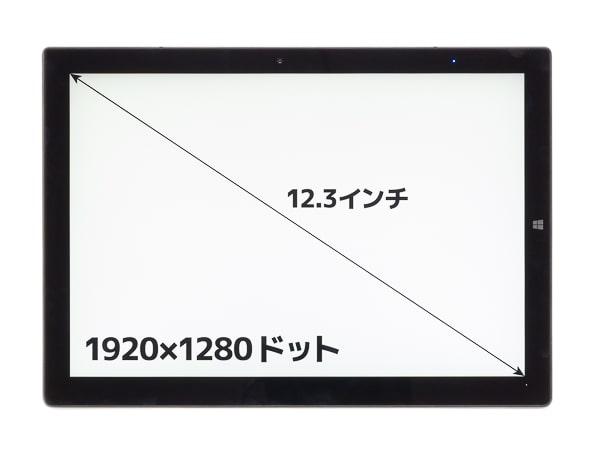 CHUWI UBook Pro 画面サイズ
