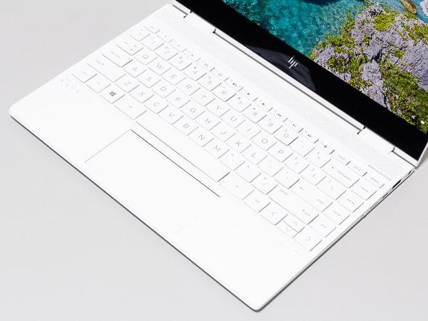 HP ENVY x360 13-ar0000 キーボード面