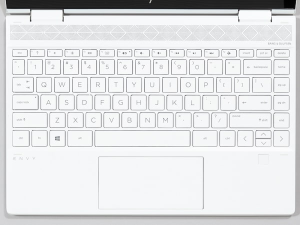 HP ENVY x360 13-ar0000 キーボード