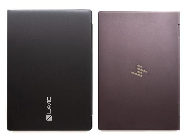 HP ENVY x360 15 (AMD) サイズ