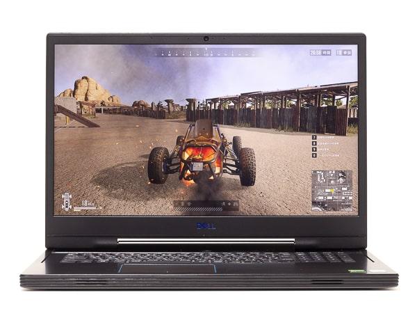 Dell G7 17 7790 リフレッシュレート