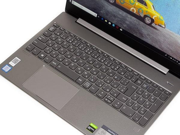 IdeaPad S540 ゲーミングエディション パームレスト