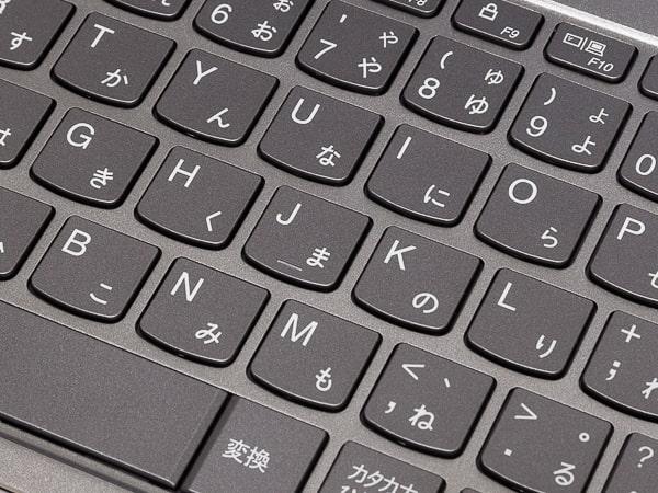 IdeaPad S540 ゲーミングエディション タイプ感