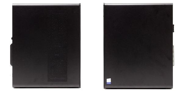 HP Pavilion Gaming Desktop 690 側面