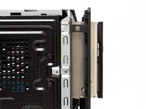 HP Pavilion Gaming Desktop 690 光学ドライブの取り外し