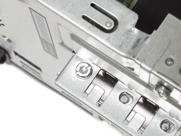 HP Pavilion Gaming Desktop 690 ネジ