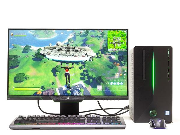 HP Pavilion Gaming Desktop 690 感想