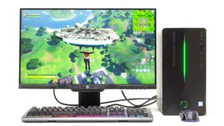 HP Pavilion Gaming Desktop 690 (インテル) レビュー:コンパクトで高コスパなミドルレンジゲーミングPC