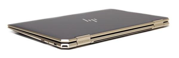 HP Spectre x360 13 2019年モデル 厚さ