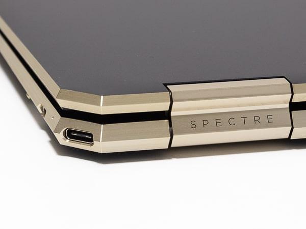 HP Spectre x360 13 2019年モデル デザイン