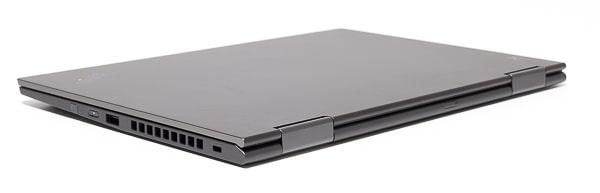 ThinkPad X1 Yoga 2019年モデル 厚み