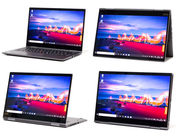 ThinkPad X1 Yoga 2019年モデル 2in1