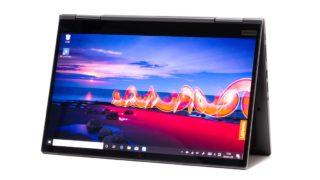 ThinkPad X1 Yoga 2019年モデルレビュー:超ハイスペック2-in-1モバイルノートPC