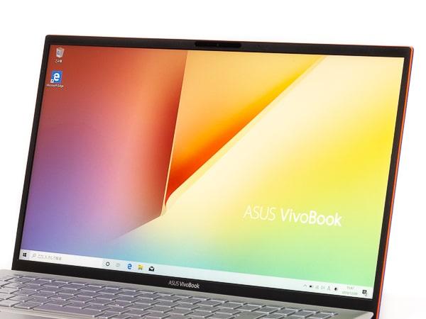 VivoBook S15 ディスプレイ