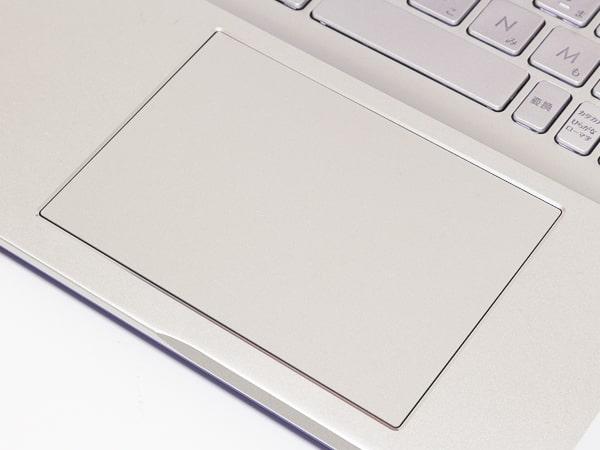 VivoBook S15 タッチパッド