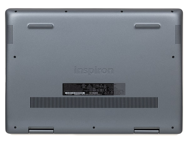Inspiron 14 5000 2-in-1 (5491) 底面