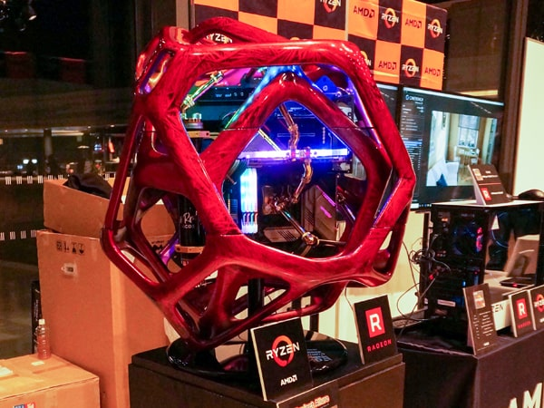 リンクシェア AMD イベント