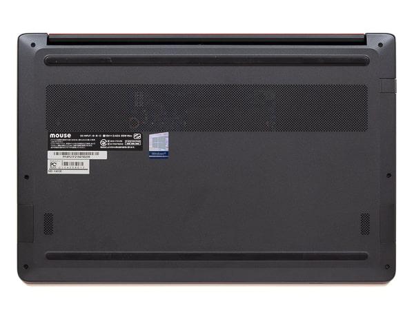 m-Book X400B 底面部